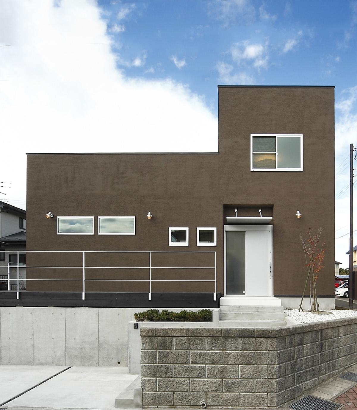 菅谷台の家